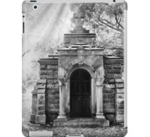 The Crypt of Woodlawn iPad Case/Skin