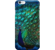 Being Yourself - Peacock Art iPhone Case/Skin