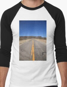 Arizona Route 66 Men's Baseball ¾ T-Shirt
