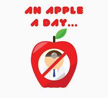 An Apple A Day (Title) Unisex T-Shirt