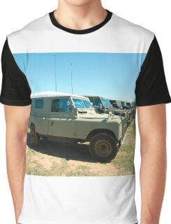 Landrovers Graphic T-Shirt