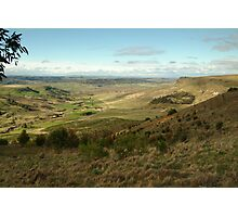 Joe Mortelliti Gallery - Rowsley valley, near Bacchus Marsh, Victoria, Australia.  Photographic Print