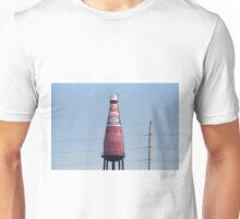 Route 66 - World's Largest Ketchup Bottle Unisex T-Shirt