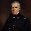 Zachary Taylor - Old Rough and Ready  by warishellstore