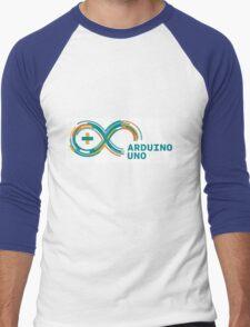 Arduino Uno Men's Baseball ¾ T-Shirt