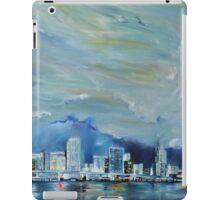 Blue Miami iPad Case/Skin