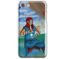spirit warrior (silence) one of four designs iPhone Case/Skin