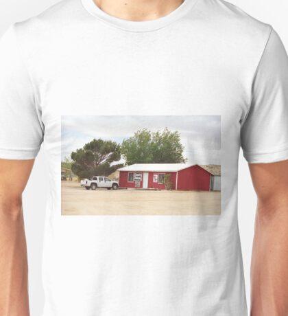 Route 66 - Bert's Country Dancing Unisex T-Shirt