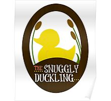 The Snuggly Duckling Pub and Brewery Poster