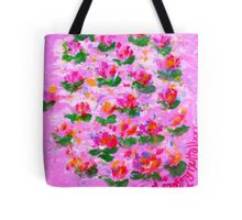 Gentle Petals Tote Bag