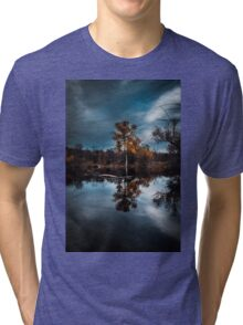 Reflection Tri-blend T-Shirt