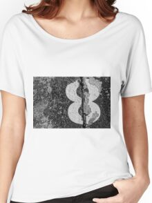 No. 8 Women's Relaxed Fit T-Shirt