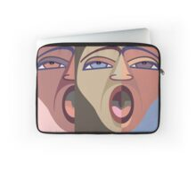 FACES #6 Laptop Sleeve