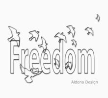 Freedom (6344 views) by aldona