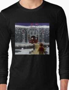Welcome to One of Tacita's Tombs Long Sleeve T-Shirt
