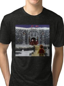 Welcome to One of Tacita's Tombs Tri-blend T-Shirt