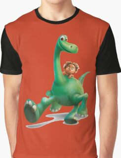 funny the good dinosaurus Graphic T-Shirt