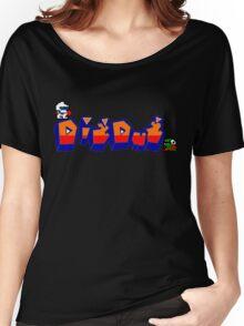 Dig-Dug Women's Relaxed Fit T-Shirt