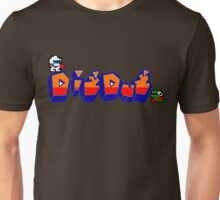 Dig-Dug Unisex T-Shirt