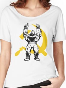Zangief The Red Cyclone Women's Relaxed Fit T-Shirt