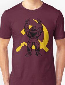 Zangief The Red Cyclone T-Shirt