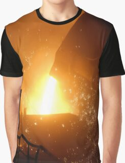 Firework Graphic T-Shirt