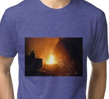 Firework Tri-blend T-Shirt