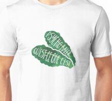 Psycho Kaler Unisex T-Shirt
