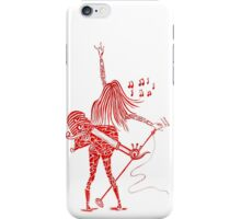 music matrix reloded iPhone Case/Skin