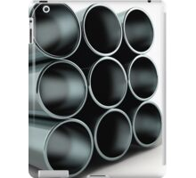 Strong Pipe iPad Case/Skin