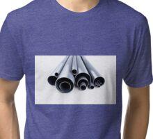 Pipes Tri-blend T-Shirt