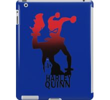 herley quiin bush red iPad Case/Skin