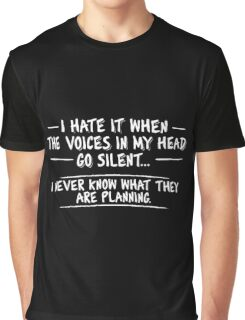 voices planning Graphic T-Shirt