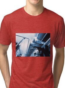 Factory Metal Tri-blend T-Shirt