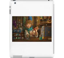 Halfling Magic Item Merchant iPad Case/Skin
