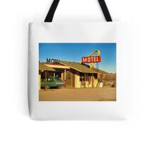 Old Motel Tote Bag