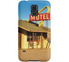 Old Motel Samsung Galaxy Case/Skin