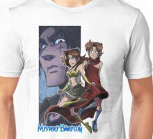 Mystery Babylon - Kick, Zero, and Judas Unisex T-Shirt