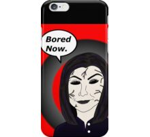 """Dark Willow: Bored Now"" iPhone Case/Skin"