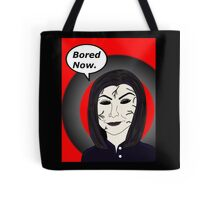 """""""Dark Willow: Bored Now"""" Tote Bag"""