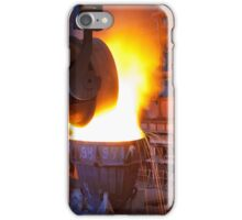 Metal Fire iPhone Case/Skin