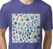 Beetles #1 Tri-blend T-Shirt