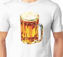 Beer Pattern 2 Unisex T-Shirt