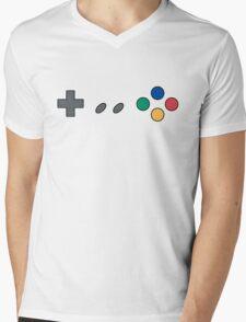 Nintendo controller Mens V-Neck T-Shirt