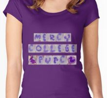 Mercy College Future Veterinary Professionals Club 2 Women's Fitted Scoop T-Shirt