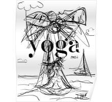 Yoga Borneo Poster