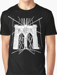 No Sleep Till Brooklyn Graphic T-Shirt