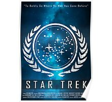 Star Trek - United Federation of Planets Poster