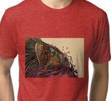 War's Marks Tri-blend T-Shirt
