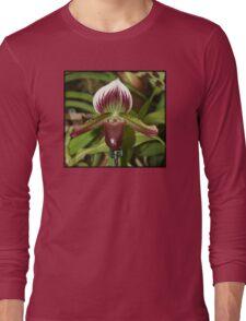 Alien Orchid Long Sleeve T-Shirt
